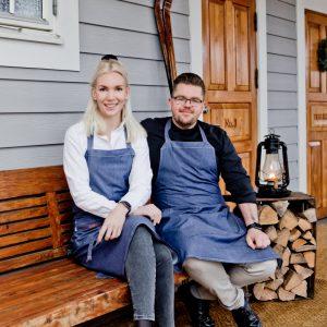 Alexander Fohlin Tilda Holmqvist The Lodge