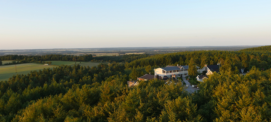 Countryside hotel Skåne