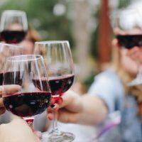 rött vin italien